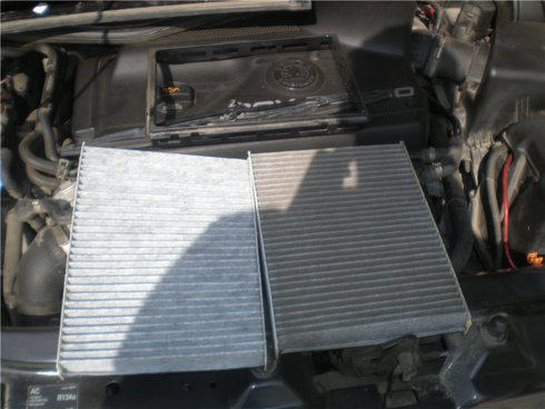 Замена салонного фильтра skoda rapid Замена бампера соренто